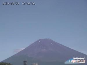 2014年 夏富士